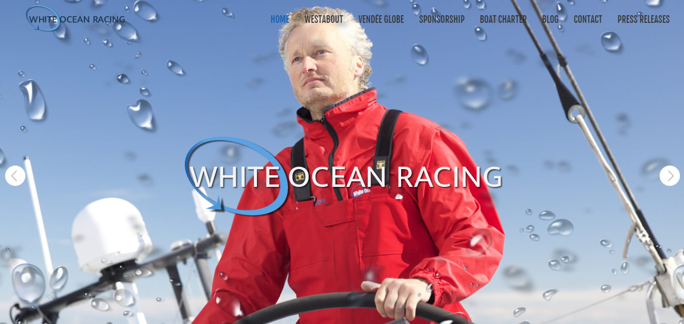 White Ocean Racing Homepage