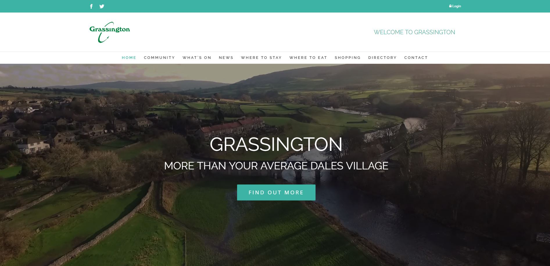 Grassington Village Home Page